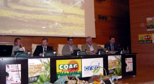 Se celebra Jaén encuentro ' gestión agua transparente y social'