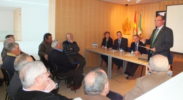 FERAGUA promueve modernización y mejora organización interna regadío norte Granada