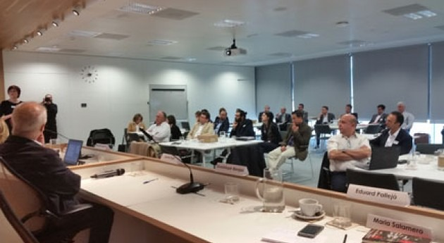 Más 70 profesionales acuden 3ª Jornada CoP Profesores Escuela Agua