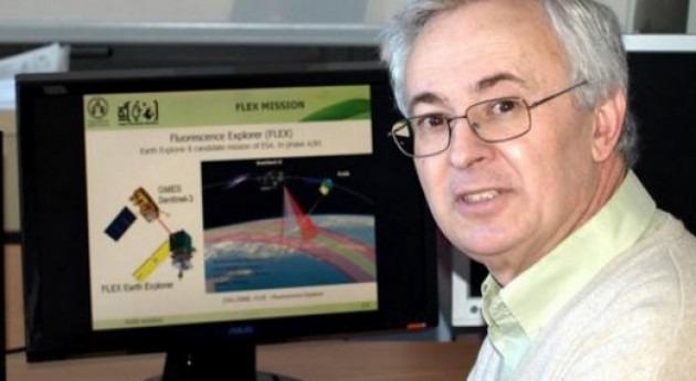 físico español José Moreno lidera misión ambiental FLEX ESA