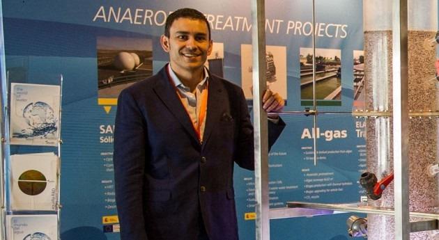 José Ramón Vázquez es Jefe del proyecto Elan® de FCC Aqualia.