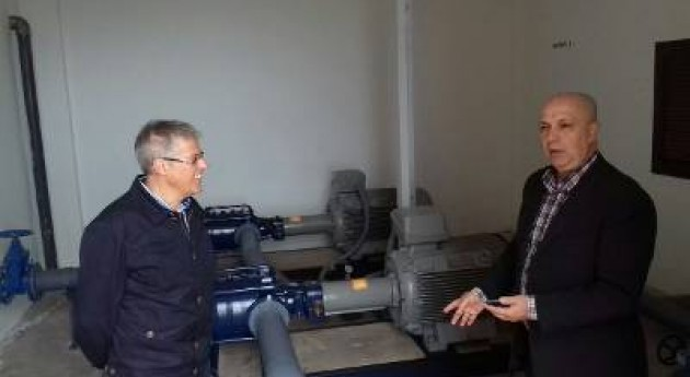 Cabildo Hierro aborda cuestiones materia hidráulica Gobierno canario