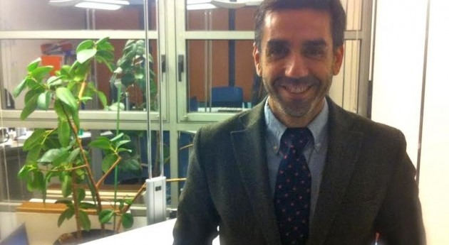 "Entrevista Julen Cabero: "" España no existe normativa específica que regule microcontaminantes"""