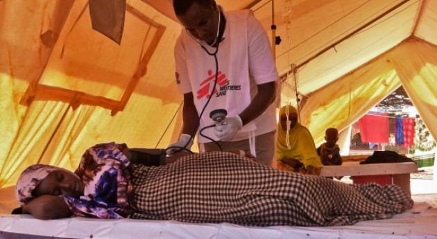 brote cólera Kenia se extiende campos refugiados