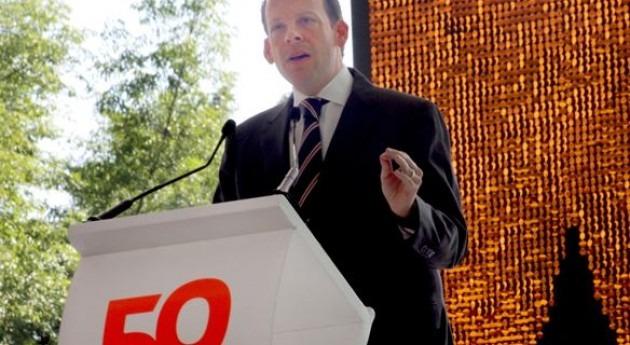 El Director General de la Conagua, David Korenfeld.