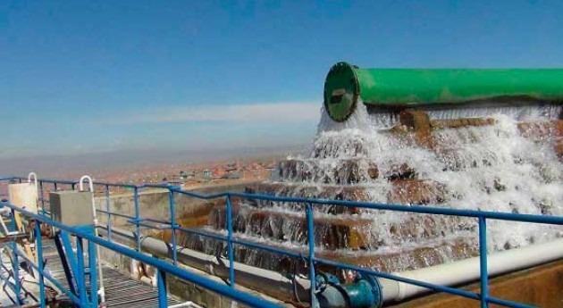 Bolivia construirá primera planta tratamiento aguas residuales Paz
