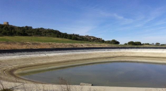 SUEZ Water Spain mejora balsa riego Comunidad Regantes Efesa