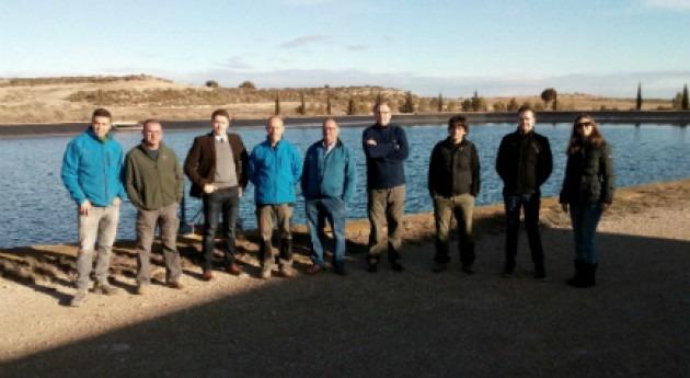 SUEZ Water Spain gestionará instalaciones Comunidad Regantes Sabina