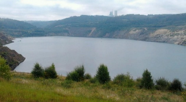 llenado Lago Meirama culminará próxima semana