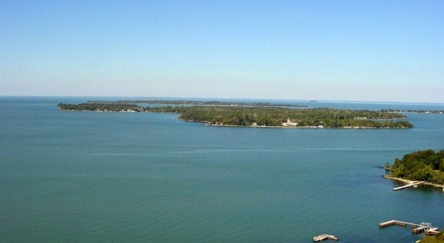Three Sisters Island Lake Lanier