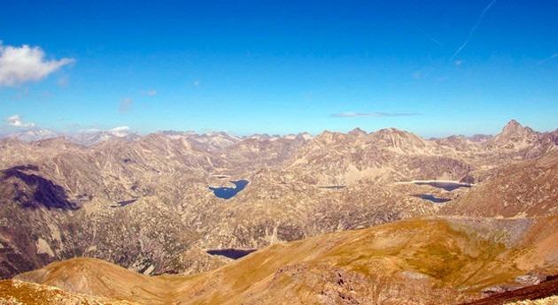 aumento temperatura Pirineos se acelera años 70