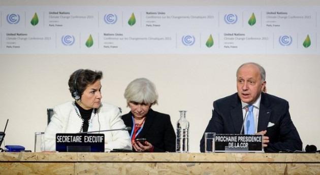 acuerdo mundial cambio climático se presentará sábado COP21
