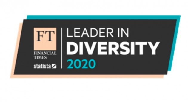 Schneider Electric Top 50 ranking The Diversity Leaders 2020 Financial Times