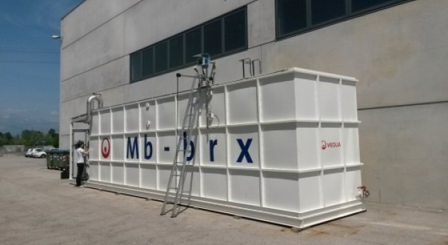 Veolia realiza instalación tratar efluentes Merck tecnología lecho móvil