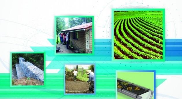 """Libro """"Captación agua lluvia y uso eficiente agua producción agropecuaria"""""""