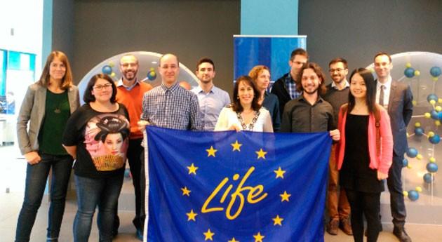 avances Life EFFIDRAIN, evaluados Comisión Europea