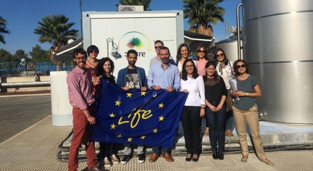 socios proyecto LIFE STO3RE exponen avances técnicos