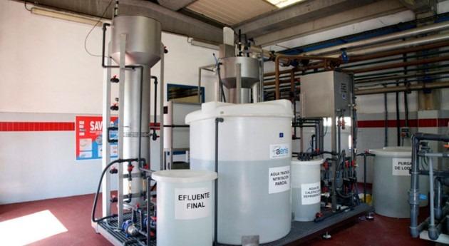 Paso adelante autosuficiencia energética depuradoras aguas residuales