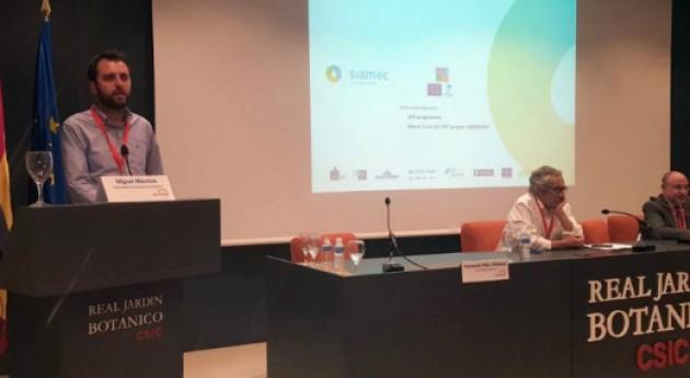 LIFE SIAMEC, presente seminario innovación tratamiento aguas residuales