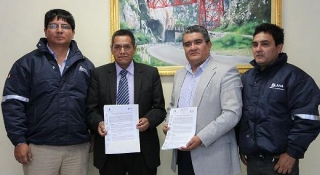 ANA acuerda cooperar municipios Lima-Provincias recuperación río Rímac