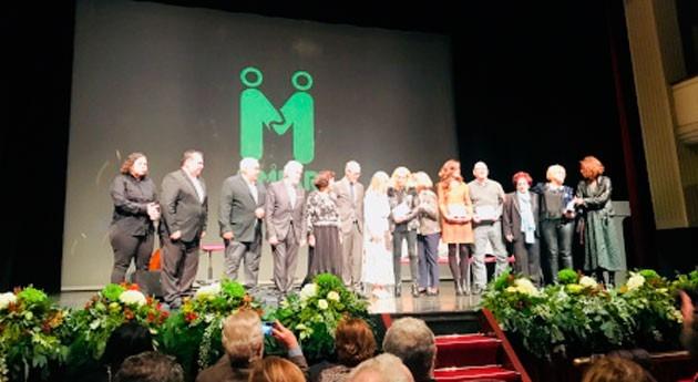 Federación AAVV Limiar reconoce Confederación Hidrográfica Miño-Sil