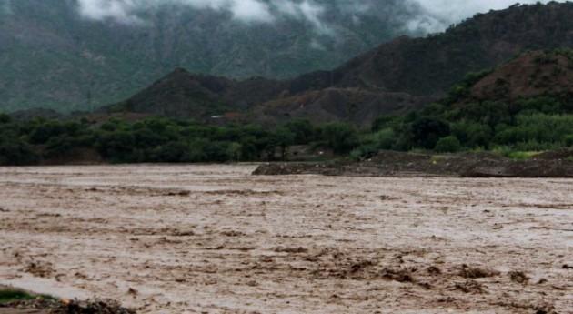 Lluvias torrenciales en Bolivia (ABI).