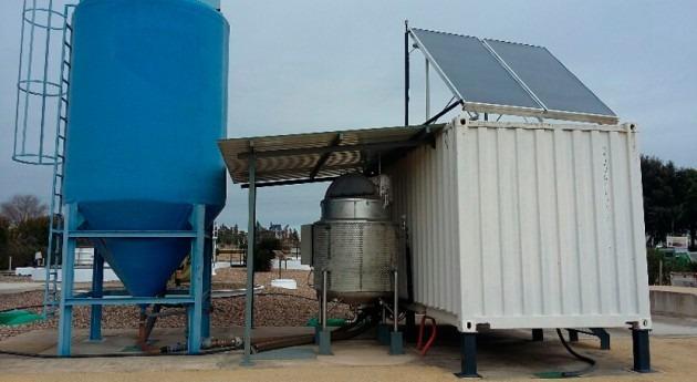 Tratamiento enzimático lodos: valorizando residuo