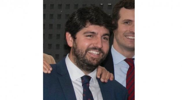"""López Miras (PP): """" trasvases son imprescindibles frenar desertificación"""""""