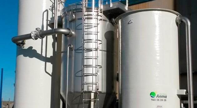 planta producción Legumbres Luengo contará ETAP y EDAR AEMA