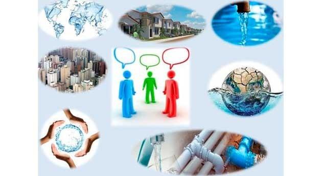 Perspectivas torno al estado actual México servicios urbanos agua potable