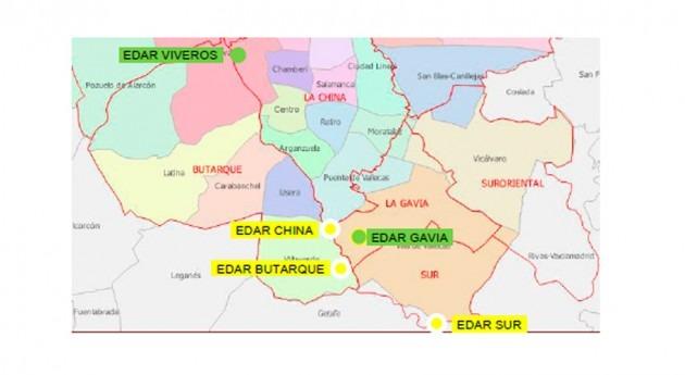 EDAR Madrid