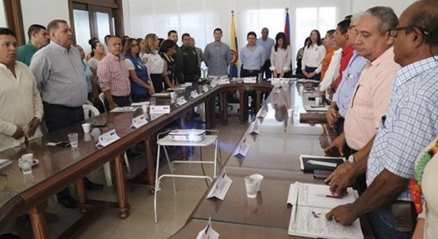 Minvivienda ejecuta proyectos agua potable Magdalena 11,8 millones dólares