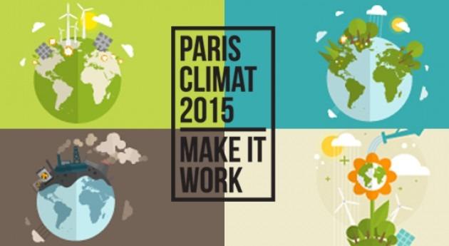 París se mueve frente al cambio climático