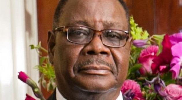 El presidente de Malaui, Peter Mutharika (Wikipedia/CC).