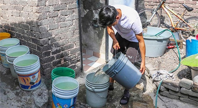México maneja forma inadecuada recursos hídricos, expertos
