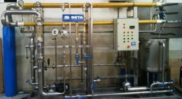 RivaMadrid opta tecnología SETA reciclar aguas limpieza viaria