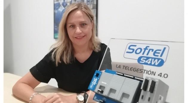 """María Prado Torrecilla: """"S4W está 100% adaptada necesidades explotadores agua"""""""