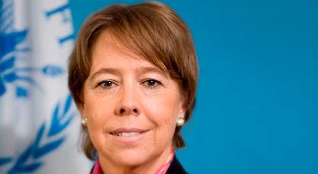 María Eugenia Casar.