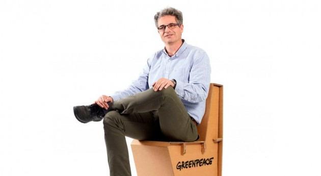 Mario Rodríguez deja dirección Greenpeace