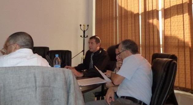 profesor Politécnica Cartagena explica Marruecos como controlar contaminación agua