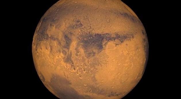 ¿La solución problema agua pasa Marte?
