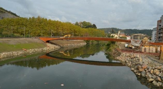 puente Martutene y pasarela Pilar serán demolidos noviembre