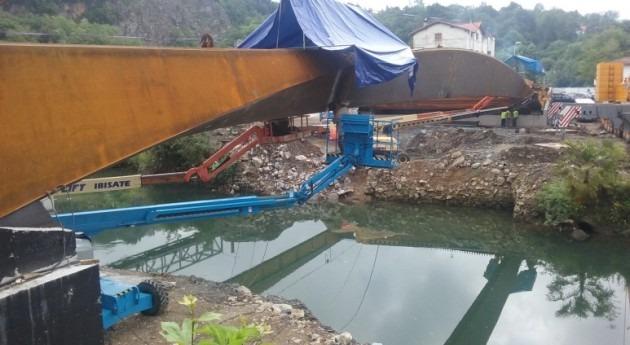 Celebrada 15 reunión Comisión Interinstitucional Prevención Inundaciones Urumea
