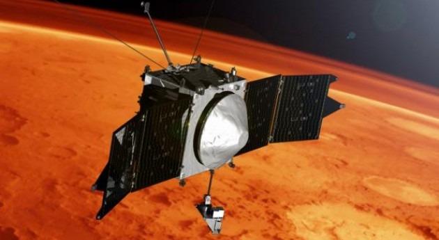 ¿Cómo pasó Marte ser mundo templado y húmedo otro desértico y frío?