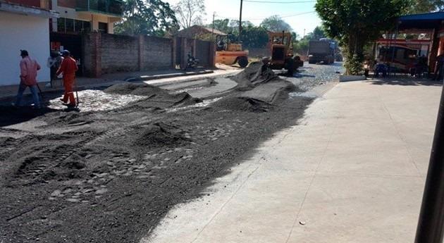 Paraguay prepara vías alternativas mejora Arroyo Fortín Villa Elisa