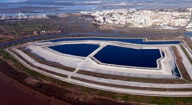 Ecologistas Acción, proyecto clausura balsas fosfoyesos Huelva