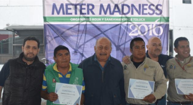 Encuentro Amistoso Meter Madness Toluca 2016