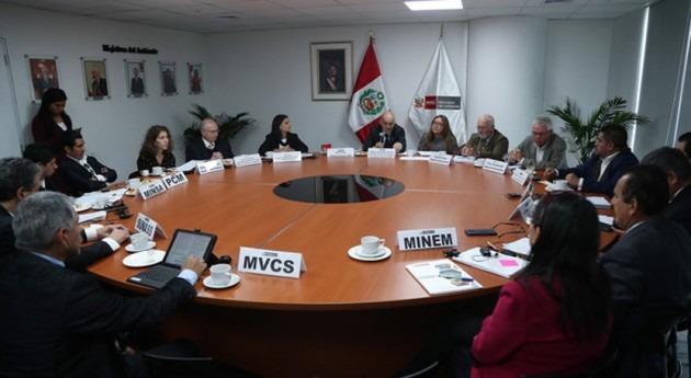 MINAM contribuirá gestión integrada recursos hídricos Perú
