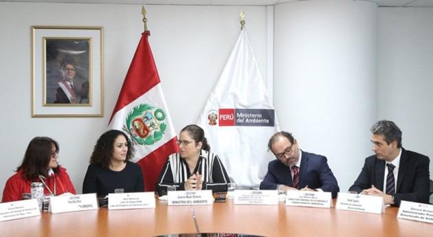 Perú inicia proceso diálogo políticas gobernanza agua