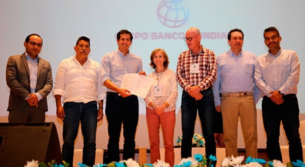 Colombia firma Pacto equidad lograr acceso al agua campo